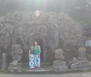 Outside the Elephant Cave