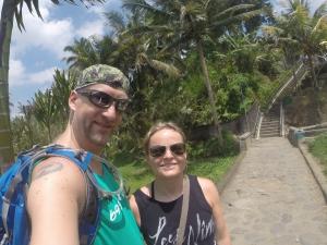 Selfie @ Gunung Kawi