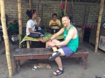 The boys at Taluk Nare