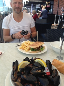 Lunch @ Harveys @ Mandurah