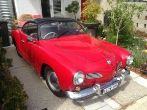 Classic nice car