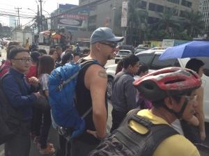Tallest man in Manila