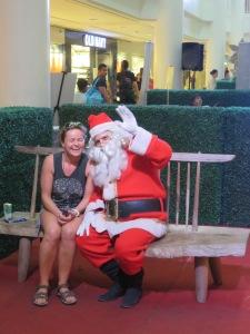 Santa and Katja