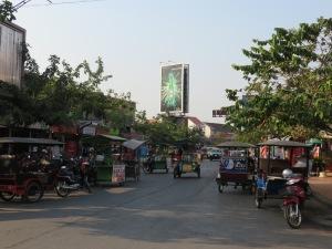 Tuk-tuk town