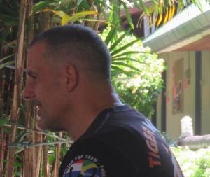 Fernando Maccachero, 5th dan Brazilian jiu jitsu