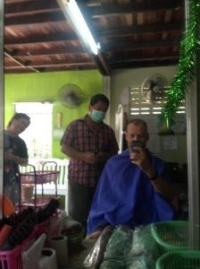 Backstreet haircut