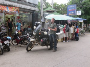 The Danish motorcyclist